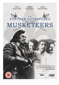 Further Adventures of the Musketeers (DVD)