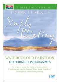 Simply Painting: Watercolours (DVD)
