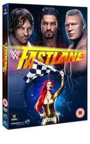 WWE: Fastlane 2016 (DVD)