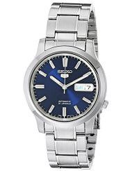 Seiko 5 Men's SNK793 Automatic Stainless Steel Watch with Blue Dial (parallel import)