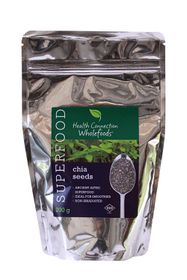 Health Connection Wholefoods Chia Seeds - 200g