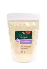 Health Connection Wholefoods Chickpea Flour - 500g