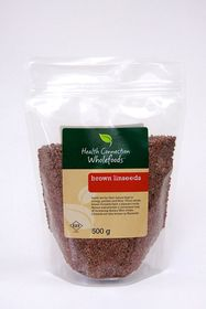 Health Connection Wholefoods Linseed Brown - 500g