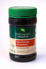 Health Connection Wholefoods Molasses Blackstrap - 500g