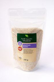 Health Connection Wholefoods Psyllium Husk - 150g