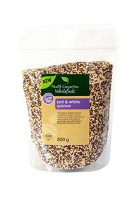 Health Connection Wholefoods Quinoa Red & White - 500g
