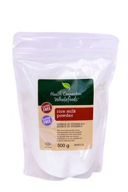 Health Connection Wholefoods Rice Milk Powder - 500g