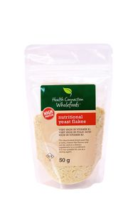 Health Connection Wholefoods Nutritional Yeast Flakes - 50g