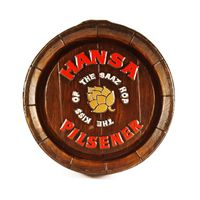 Hansa Pilsner Large Barrel End