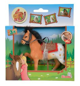 Champion Beauty Horse Light Brown