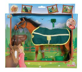 Champion Beauty Horse Brown