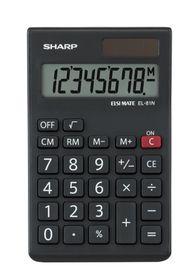 Sharp EL-81N Calculator