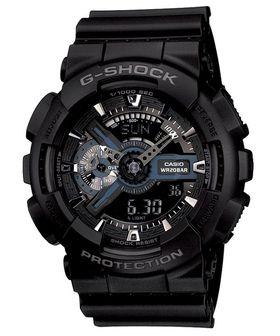 Casio G-Shock (GA-110-1BDR) Men's Watch - Black