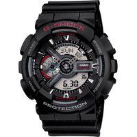 Casio G-Shock (GA-110-1ADR) Men's Watch - Red