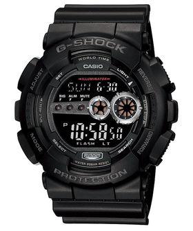 Casio G-Shock (GD-100-1BDR) Men's Watch - Black