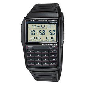 Casio Databank (DBC-32-1ADF) Men's Watch - Black