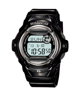 Casio Baby-G (BG-169R-1DR) Ladies Watch - Black