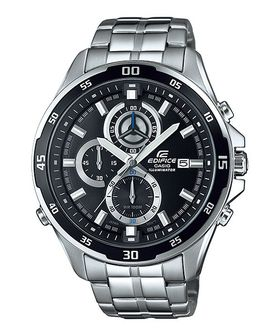 Casio Edifice (EFR-547D-1AVDF) Men's Watch - Black