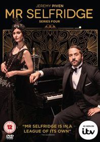 Mr. Selfridge: Series 4 (DVD)