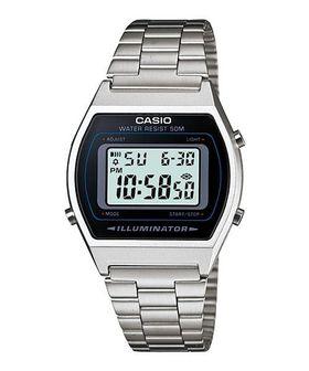 Casio Retro (B640WD) Men's Watch - Silver