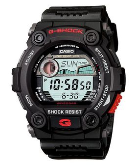Casio G-Shock (G-7900-1DR) Men's Watch - Black