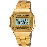Casio Retro (A168WG-9WDF) Watch - Gold