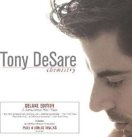 Tony DeSare - Chemistry (CD)