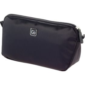 Go Travel Cosmetic Bag - Black
