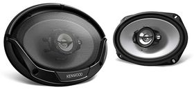 "Kenwood - 6 x 9"" 3 way Speakers"