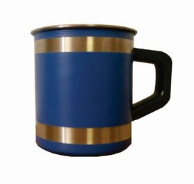 LeisureQuip - Mug With Insulated Handle 9cm - Blue