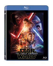 Star Wars: The Force Awakens (2 Disc Blu-ray)