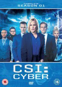 CSI Cyber: Complete Season 1 (DVD)