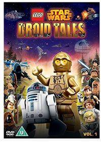 LEGO Star Wars: Droid Tales - Volume 1 (DVD)