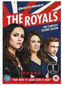 Royals: Season 2 (DVD)