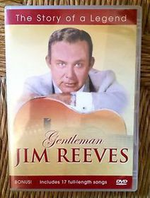 Gentleman Jim Reeves - The Story of a Legend (DVD)