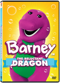 Barney - The Reluctant Dragon (DVD)