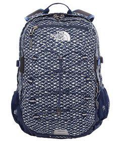 The North Face Borealis Classic Backpack - Cosmic Blue B2B Mtn Print