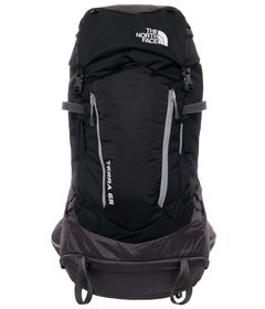 The North Face - Terra 65 - Black (Size: Small - Medium)