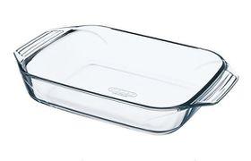 Pyrex - Optimum Glass Rectangular Roasters - 2.9 Litre