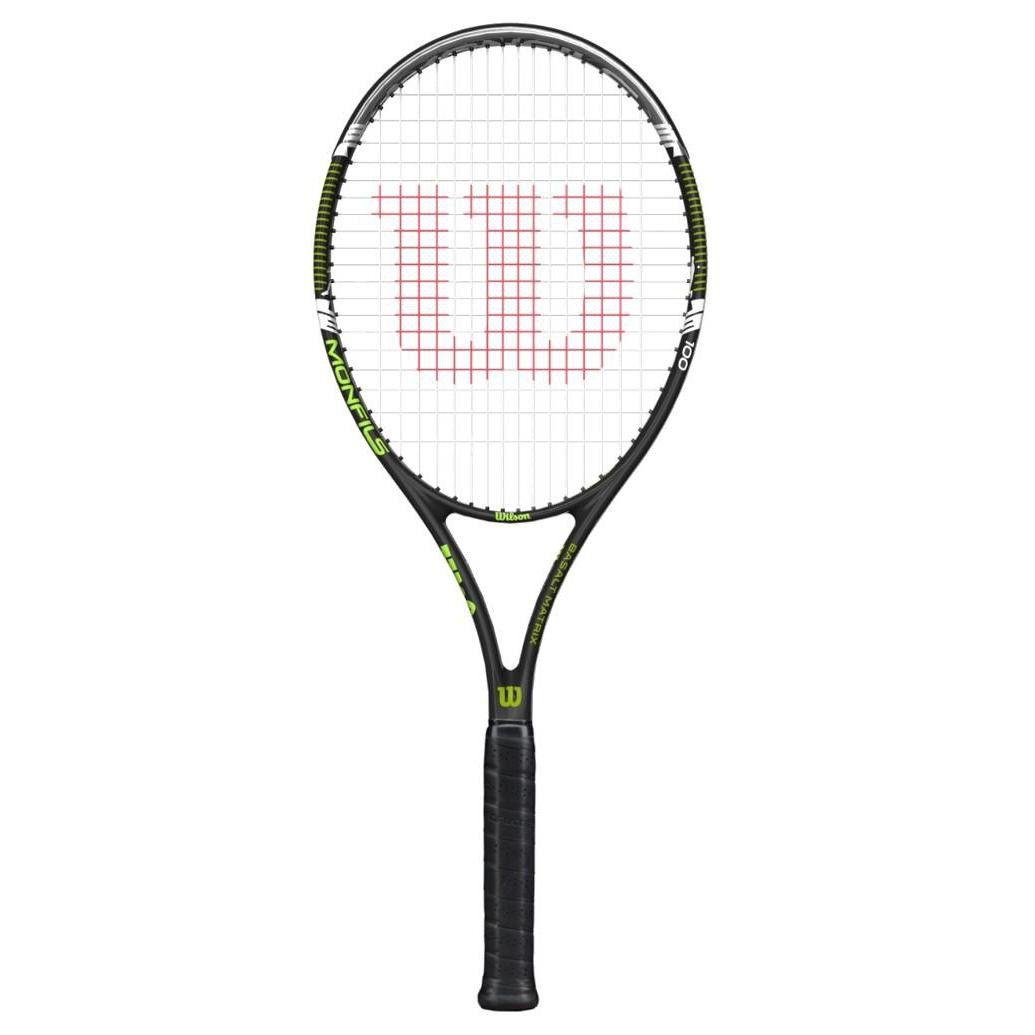 wilson monfils tennis racquet