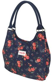 Notting Hill Large 3 Pocket Handbag - Floral