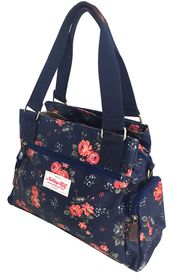 Notting Hill Front Pocket Travel Bag - Floral