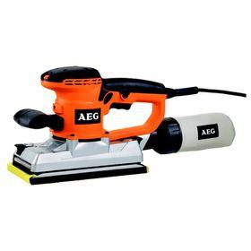 AEG - Sander 1/2 Sheet - 500 Watt