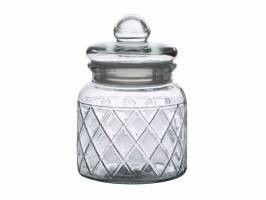 Casa Domani - Trellis Storage Jar - 650ml