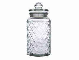 Casa Domani - Trellis Storage Jar - 1.3 Litre
