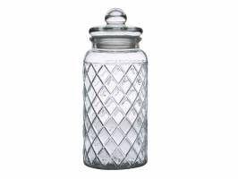Casa Domani - Trellis Storage Jar - 1.5 Litre