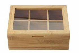 Maxwell and Williams - Bamboozled Tea Box - 21cm x 16cm