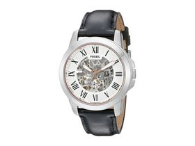 Fossil Men's ME3101 Analog Display Automatic Self Wind Black Watch (Parallel Import)