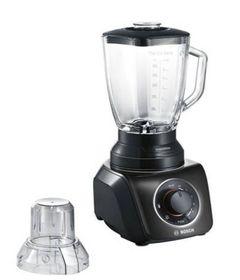 Bosch - 700 Watt Liquidiser Grinder Glass Jug - Black