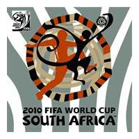 Esquire Officiall FIFA 2010 Licensed Product - Arica Dancer Mouse Pad